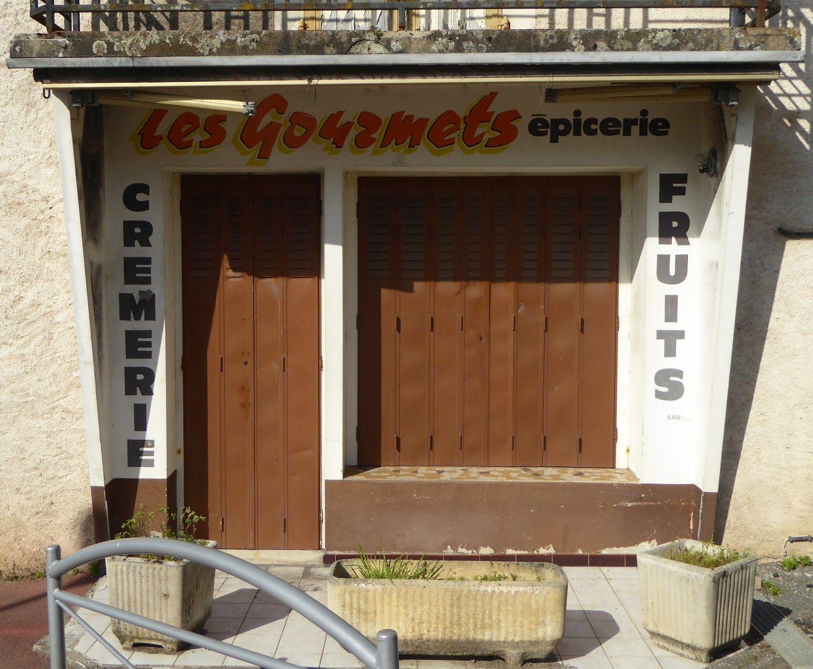 Des Signes Sur Les Murs Gourmets Facade Boutique Enseignes Magasin Facade