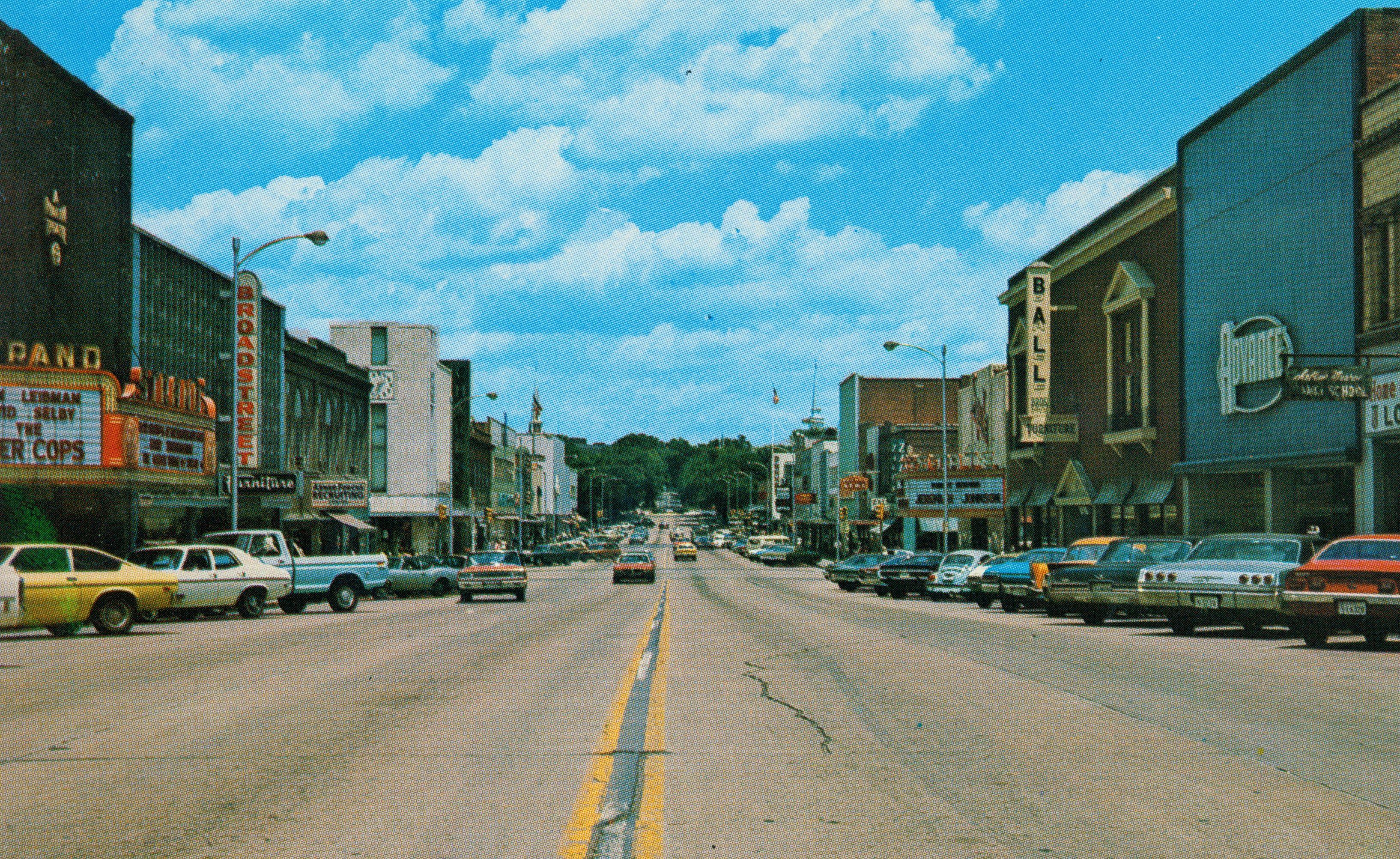 downtown kingsport tn