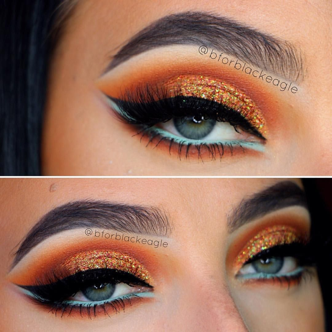 julie_speicher Instagram makeup tutorial, Instagram