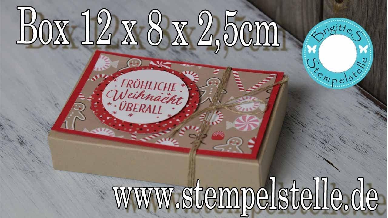 Box 12 x 8 x 2,5