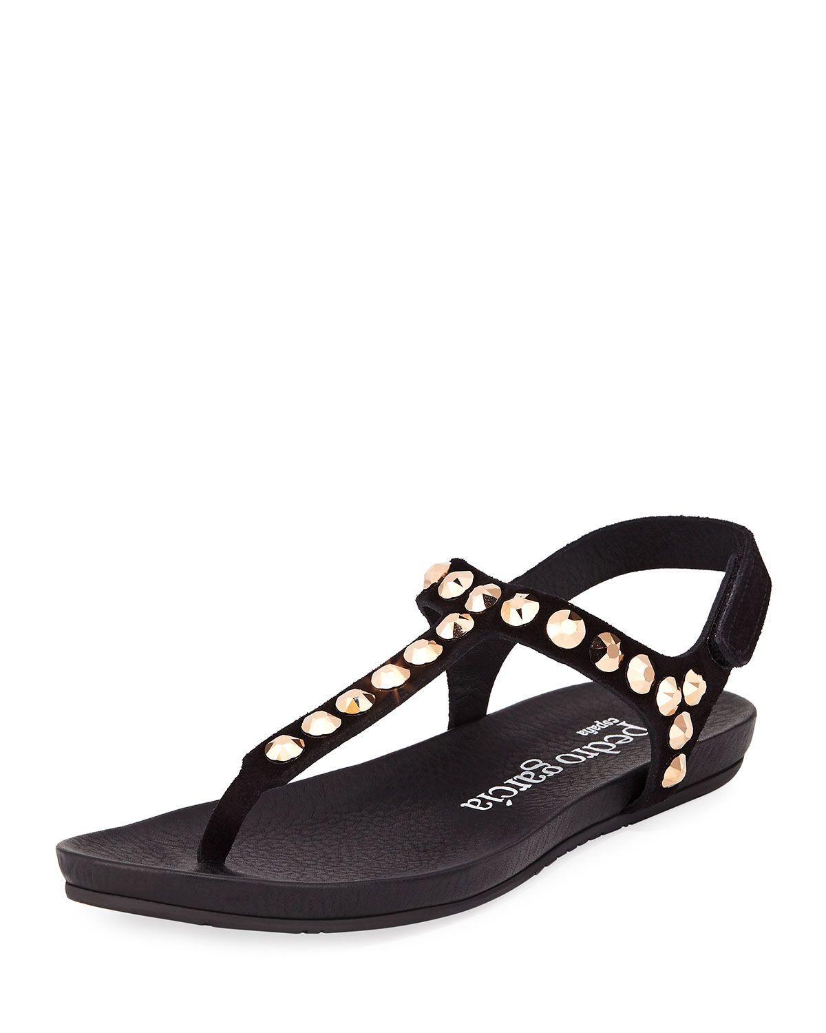 Pedro Garcia Judith T-Strap Sandals shop cheap online cheap for sale clearance amazing price cheap many kinds of P5qhB2Vs