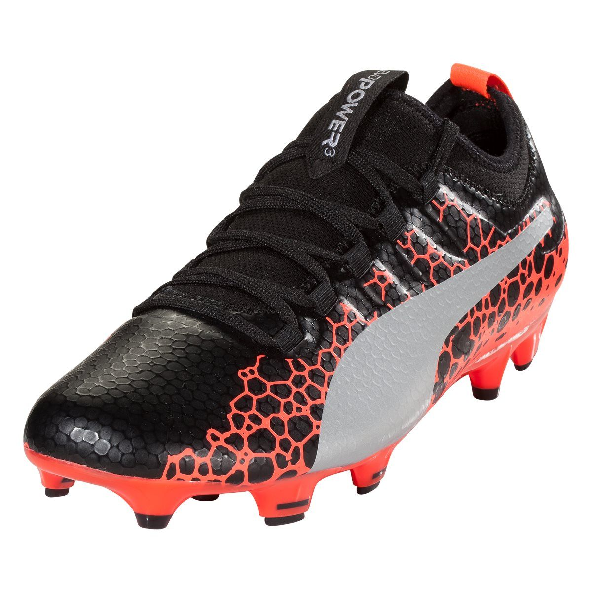 Puma Evopower Vigor 3 Graphic Fg Soccer Cleat Soccer Cleats Cleats Sport Shoes
