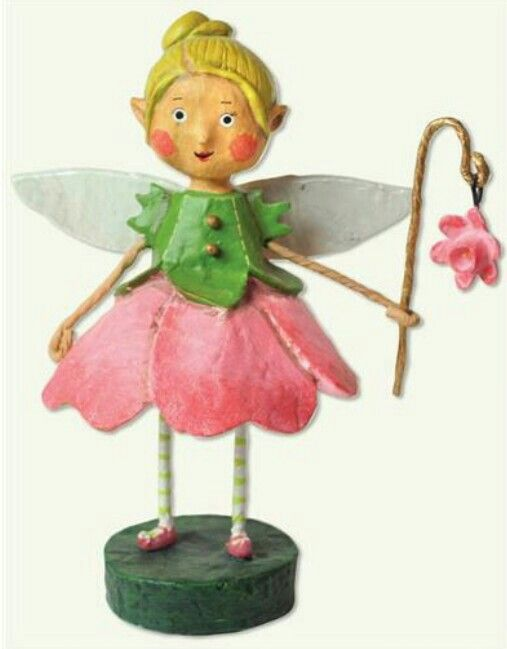 Sweet Pea Fairy From Victorian Trading Co
