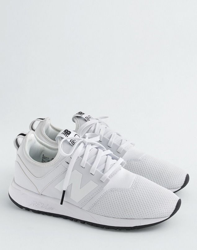 247 WHITE SILVER PACK - CHAUSSURES - Sneakers & Tennis bassesNew Balance H4sdIP7