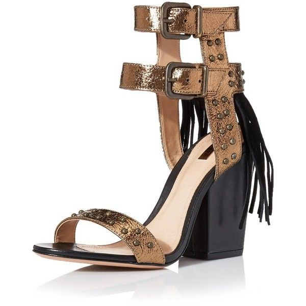 5623754261c Schutz Women s Eviviane Sandal ( 177) ❤ liked on Polyvore featuring shoes