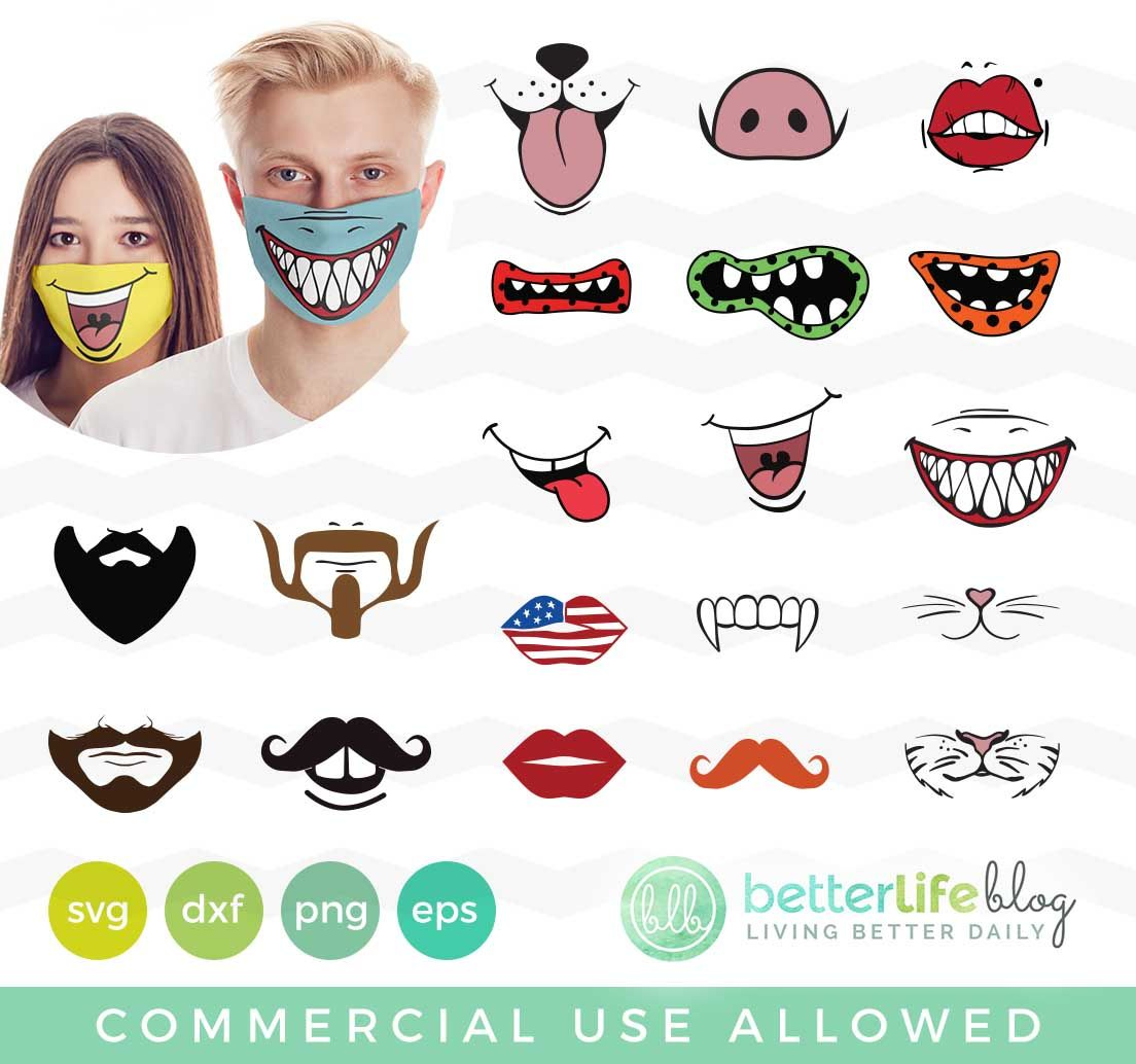 Funny Face Masks In 2020 Funny Face Mask Funny Embroidery Funny Faces