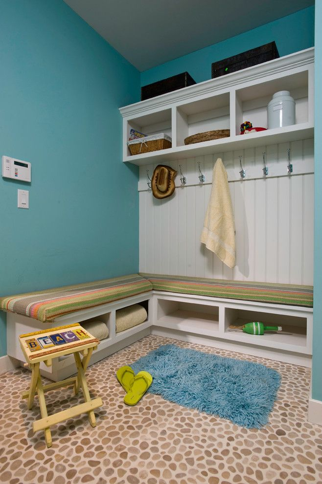 Corner Mudroom Bench Entry Contemporary With Baskets Beachy Coat Gorgeous Corner Entry Bench Coat Rack