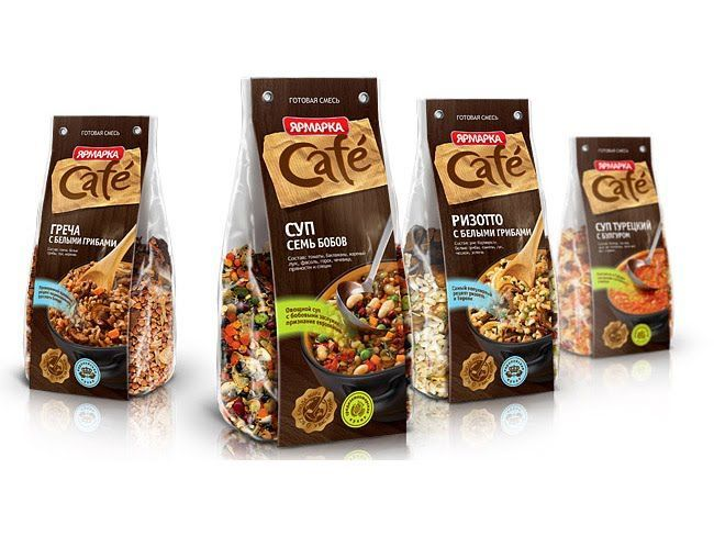 Fabuleux coffee packaging bags design #Sachets #à #soufflets #side #gusset  CN86