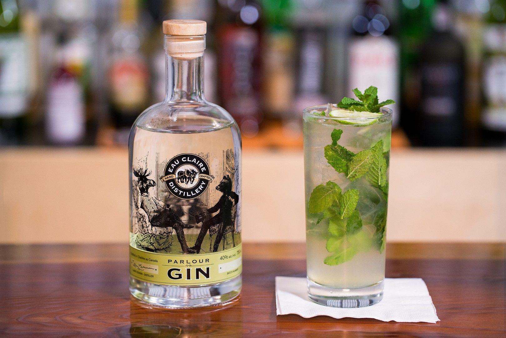Gin Drinkhacker Gin, Gin recipes, Distillery