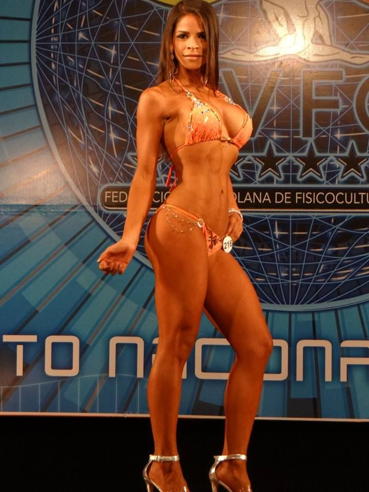 GilVenezuelan Fitness Bikini And Girls Barbara wX0knO8P