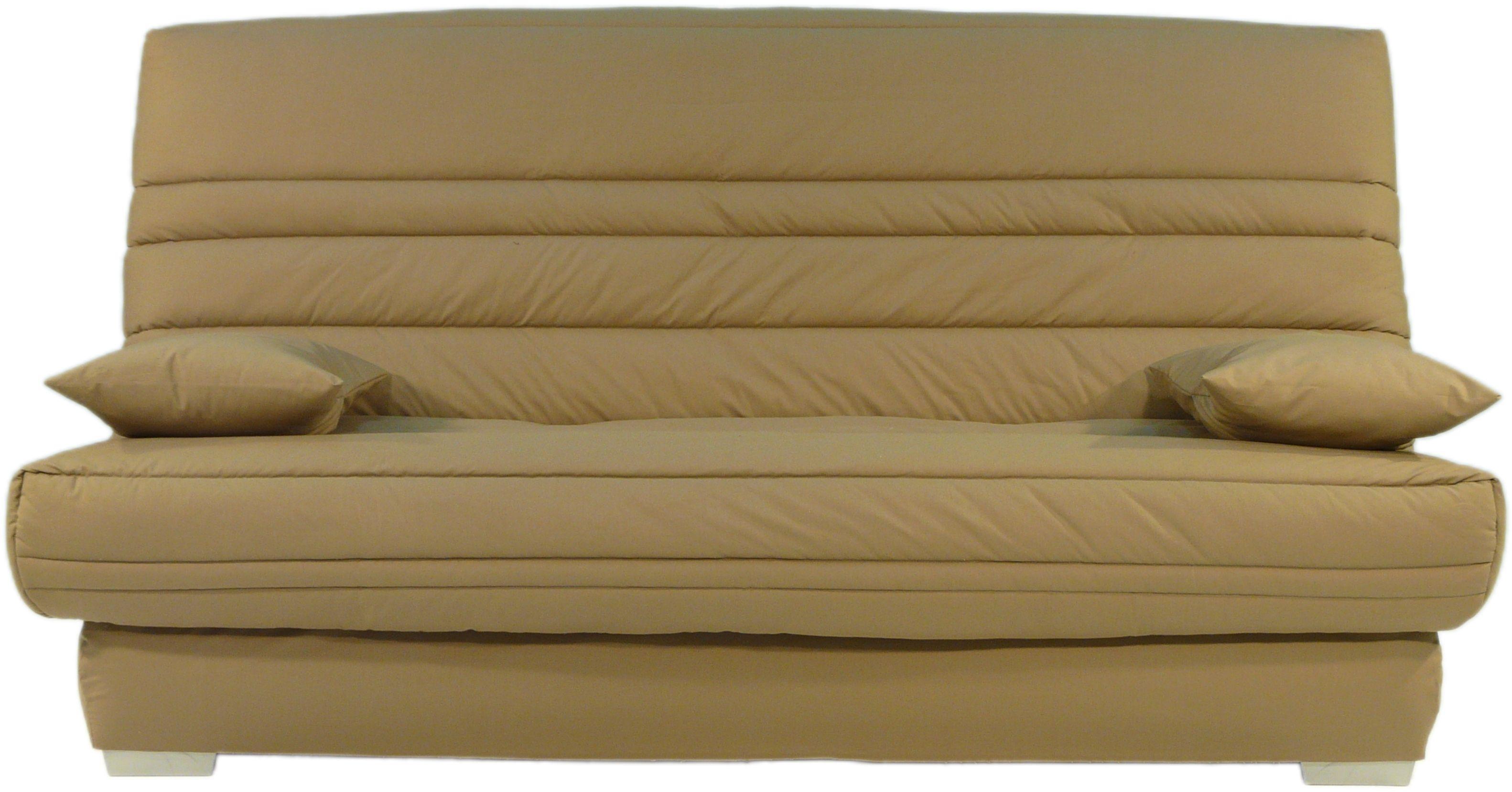 Clic Clac Taupe Sofaconfort 14 Cm Sofia En 2020 Coussin Deco Matelas Deux Canapes