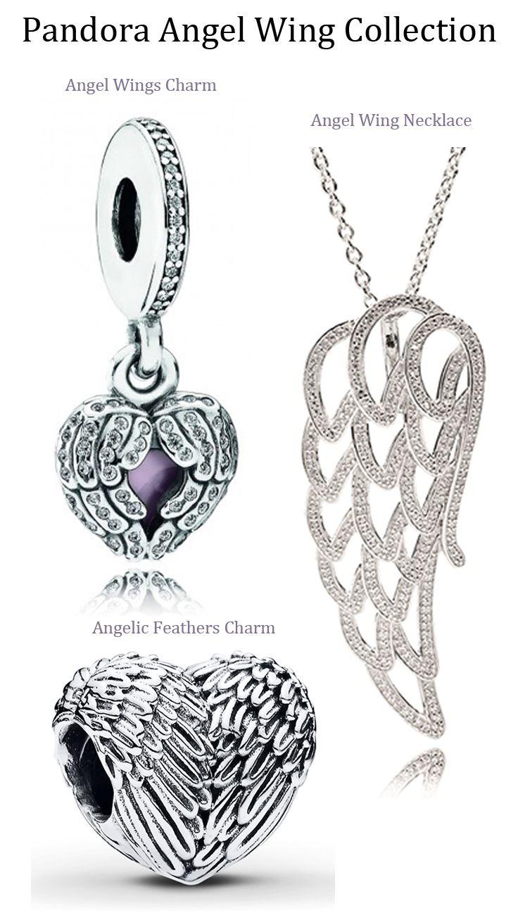 Pandora Angel Wings Collection Pandora Jewelry Charms Pandora Bracelet Charms Pandora Jewelry