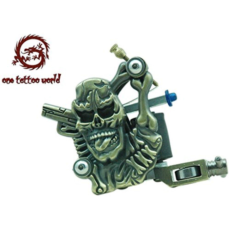 1tattooworld Premium Handmade Bronze Wire Coils Tattoo
