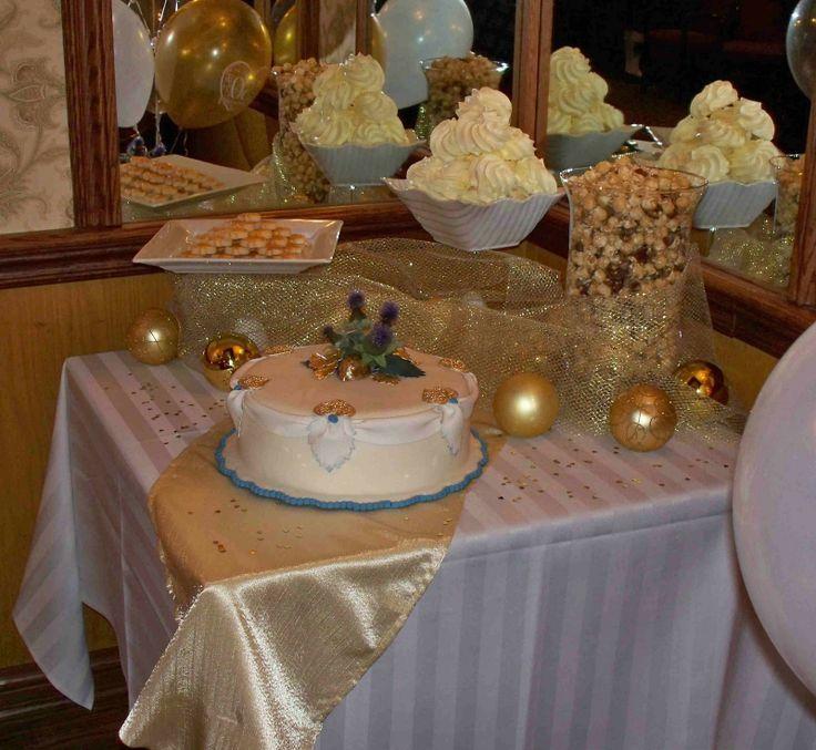 50th Wedding Anniversary Table Ideas Of 50th Wedding