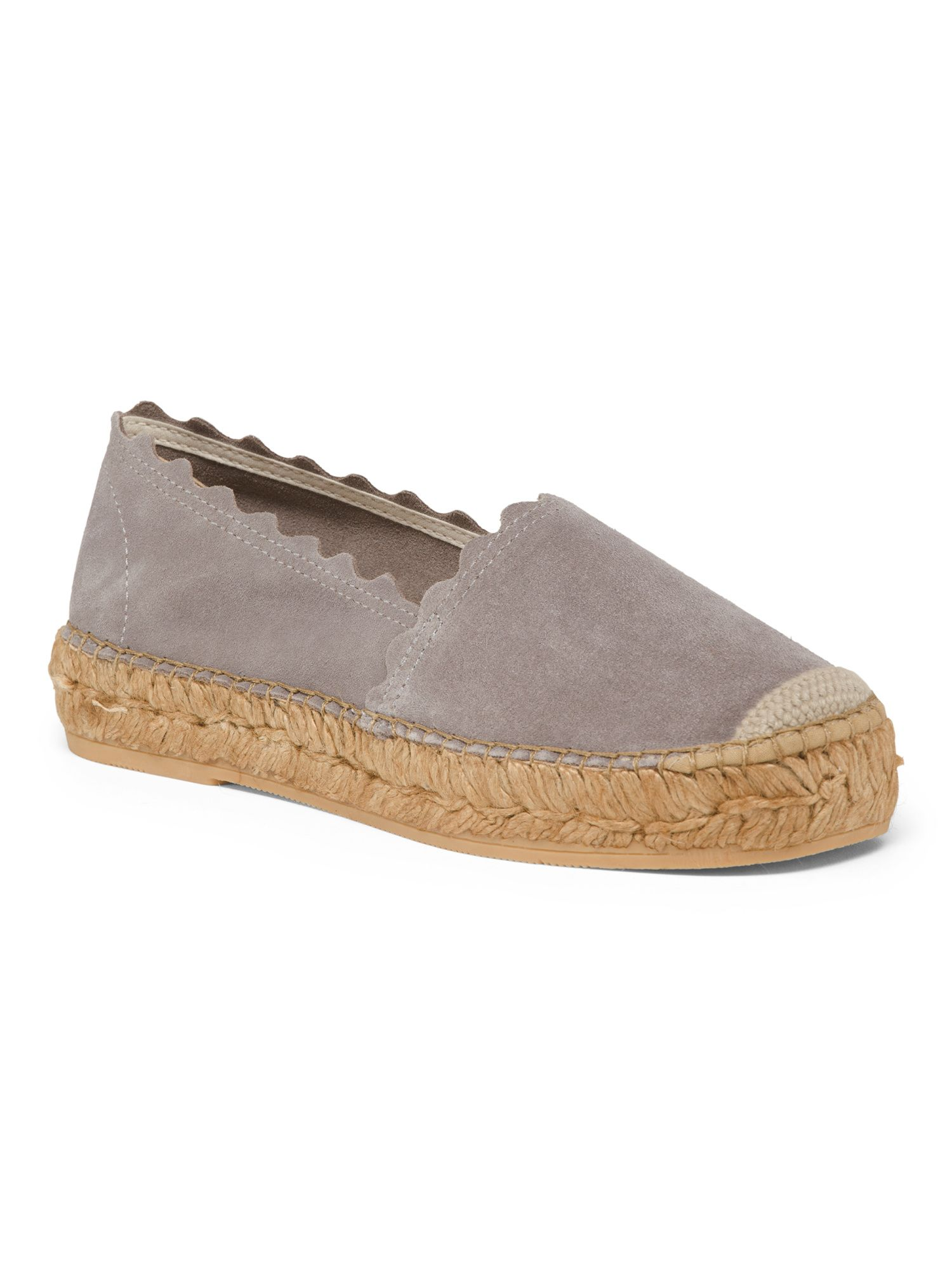 648ceee35 Made In Spain Suede Espadrilles in 2019 | Shoes | Espadrilles, Shoes ...
