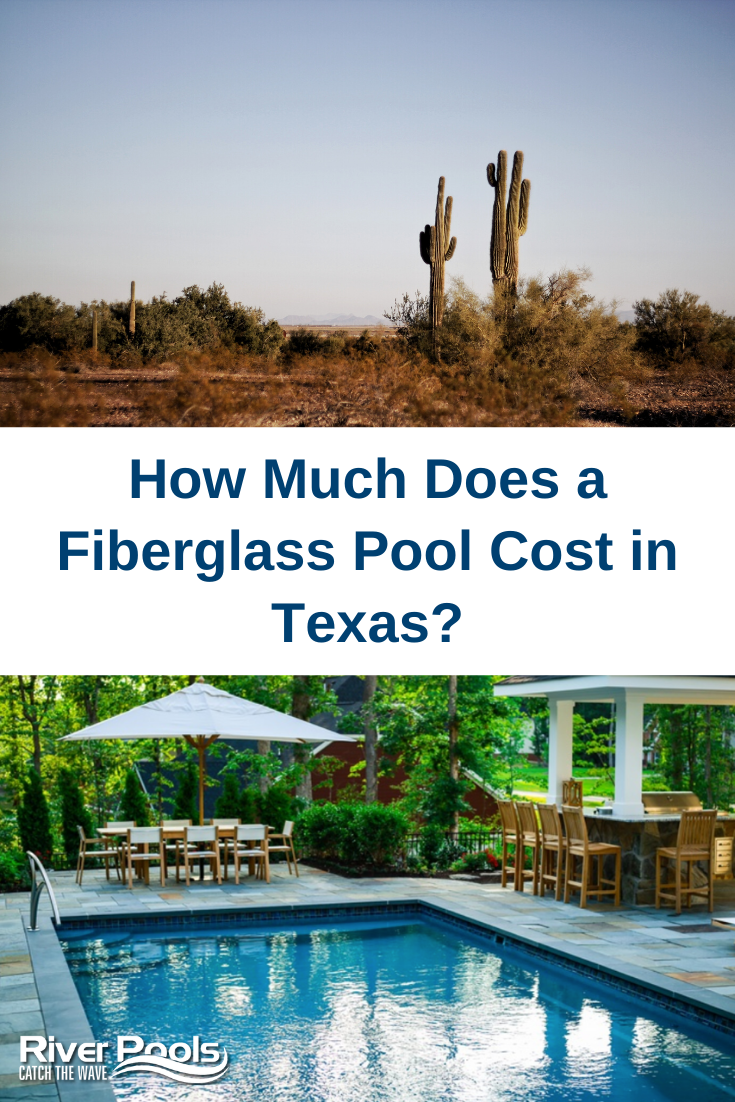 How Much Does A Fiberglass Pool Cost In Texas Pool Cost Fiberglass Pool Cost Fiberglass Pools