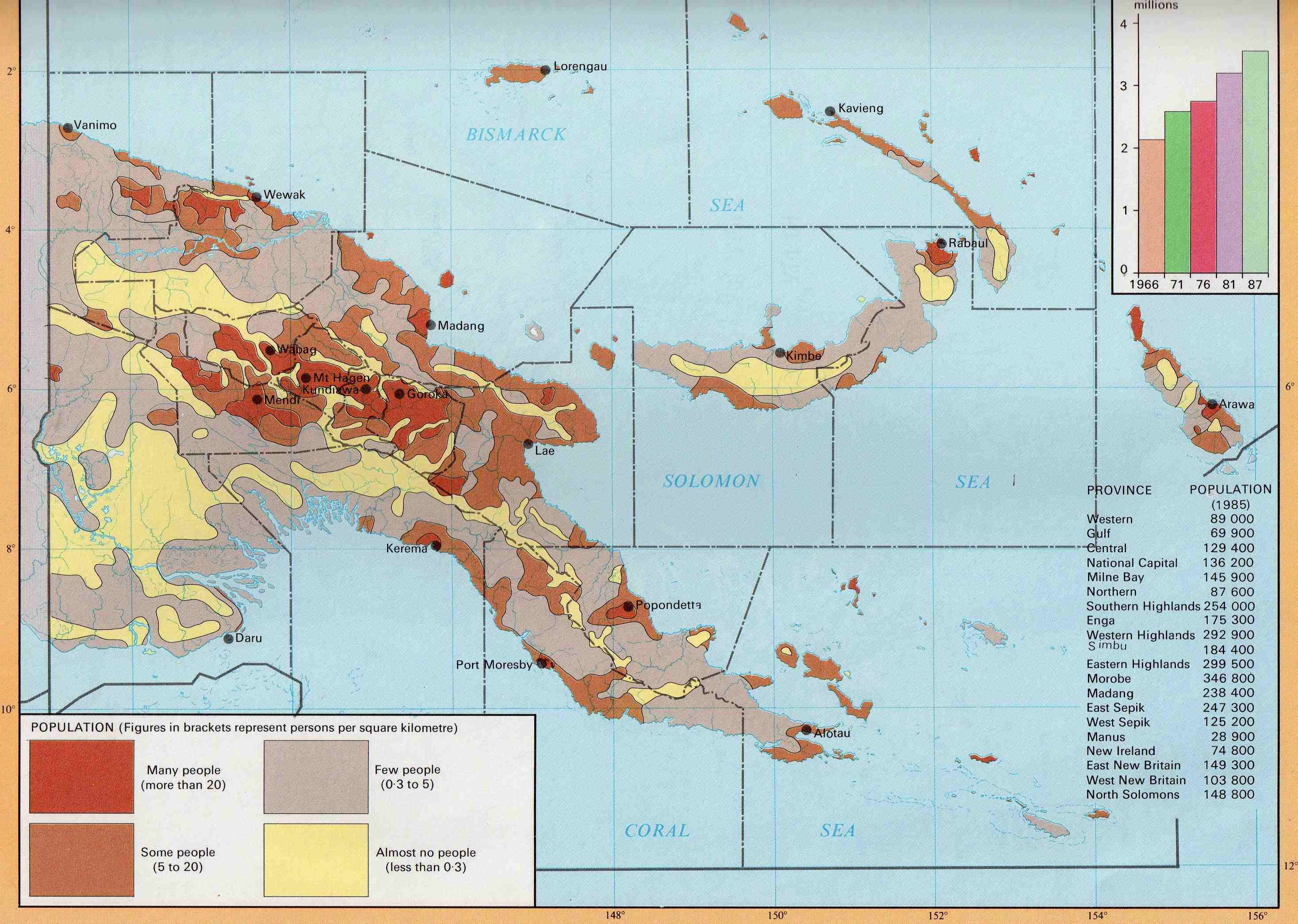 Putting Papua New Guinea on the map photo
