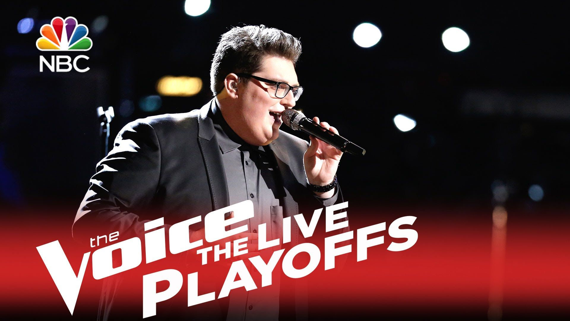 The Voice 2015 Jordan Smith - Live Playoffs: \