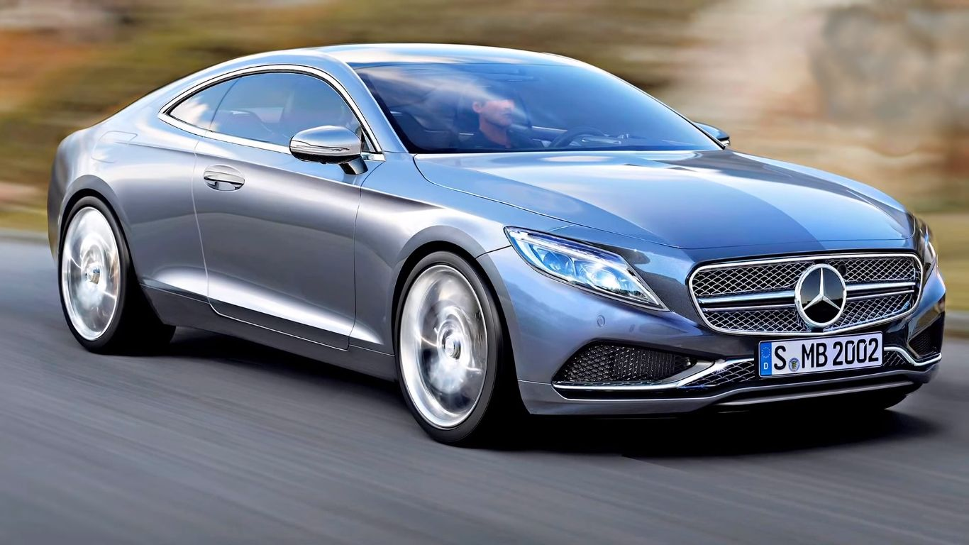 2017 Mercedes E Cl Coupe Incredible Design And