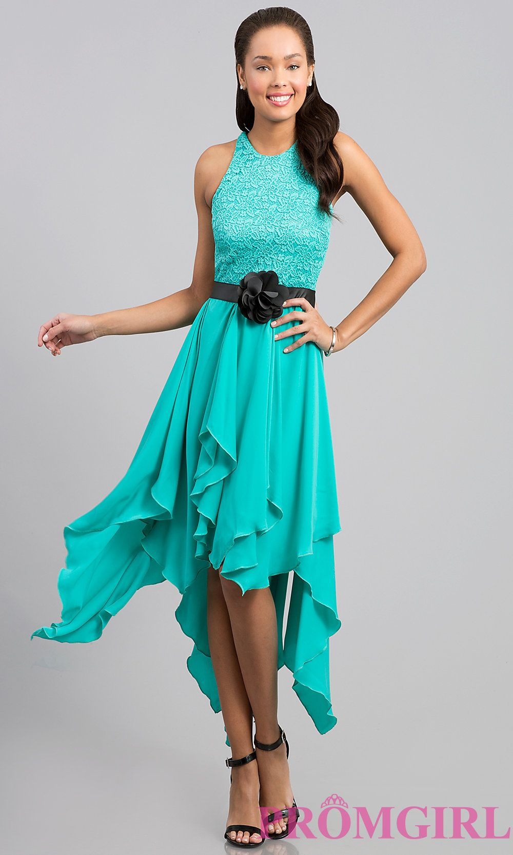 Long Homecoming Dress Style: DI-DH1005 Front Image | Prom and ...