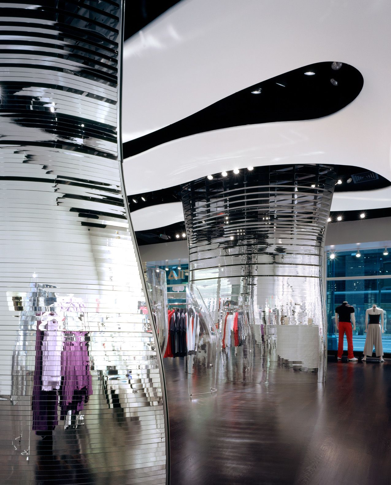 FILA stores in New York | SHOPenauer