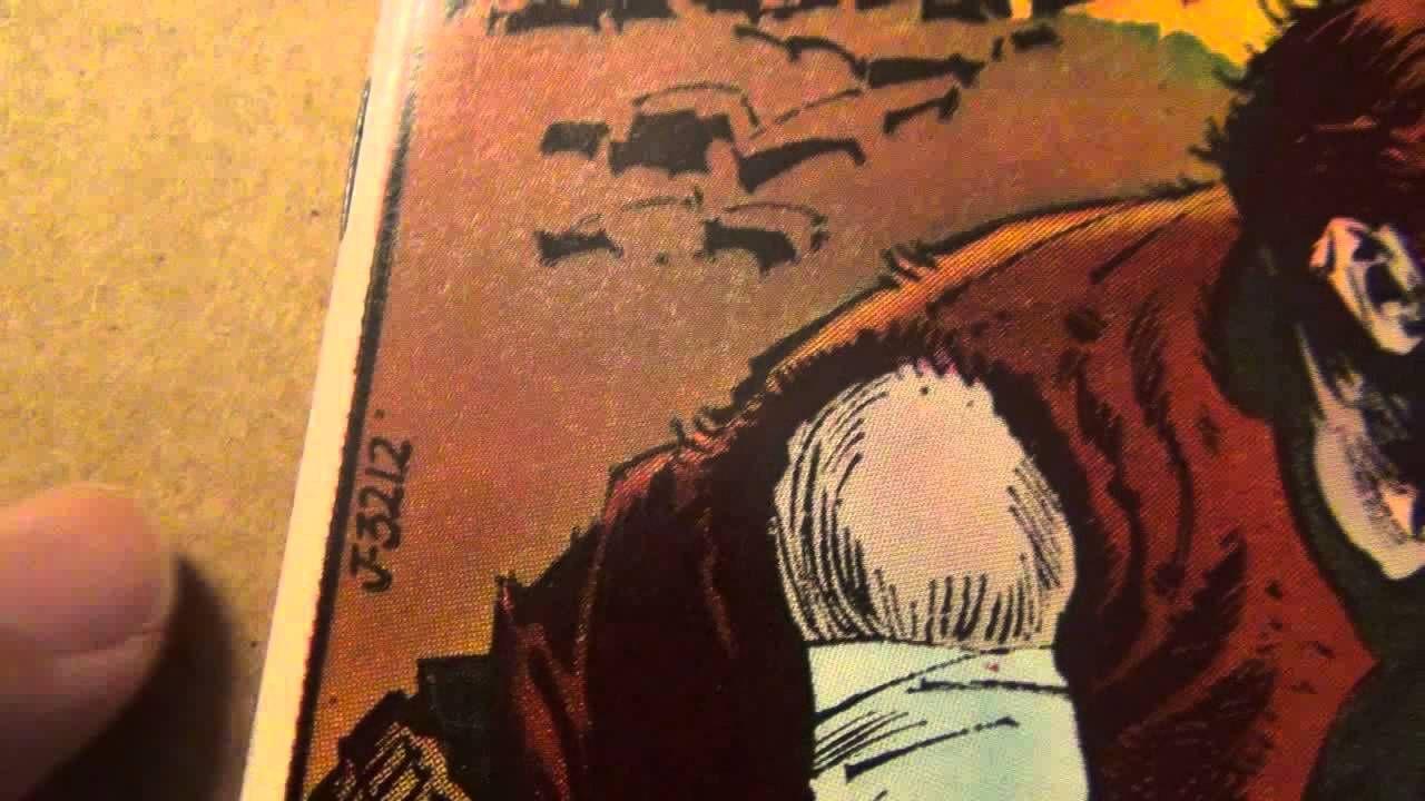 Grading tutorial lesson 17 98 examples comic book