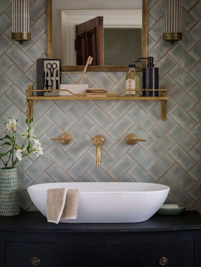 Photo of 82 great bathroom tile designs to inspire! – Archzine.net