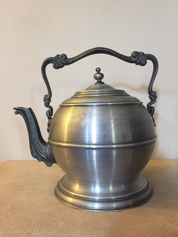 seymour man imports vintage tea kettle ice bucket kettle teas and