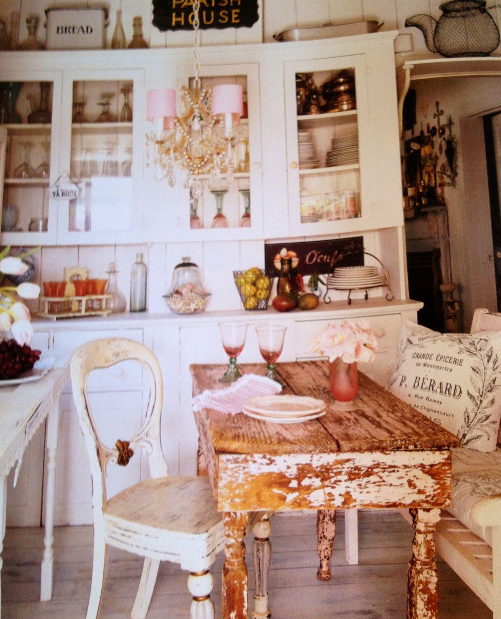 Vintage Provence Und Shabby Chic Im: Provence, Vintage Shabby