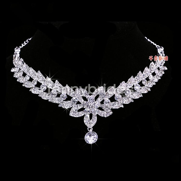 Elegant forehead crystal pendant jewelry wedding bridal tiara elegant forehead crystal pendant jewelry wedding bridal tiaranecklace wedding jewelry sets aloadofball Image collections