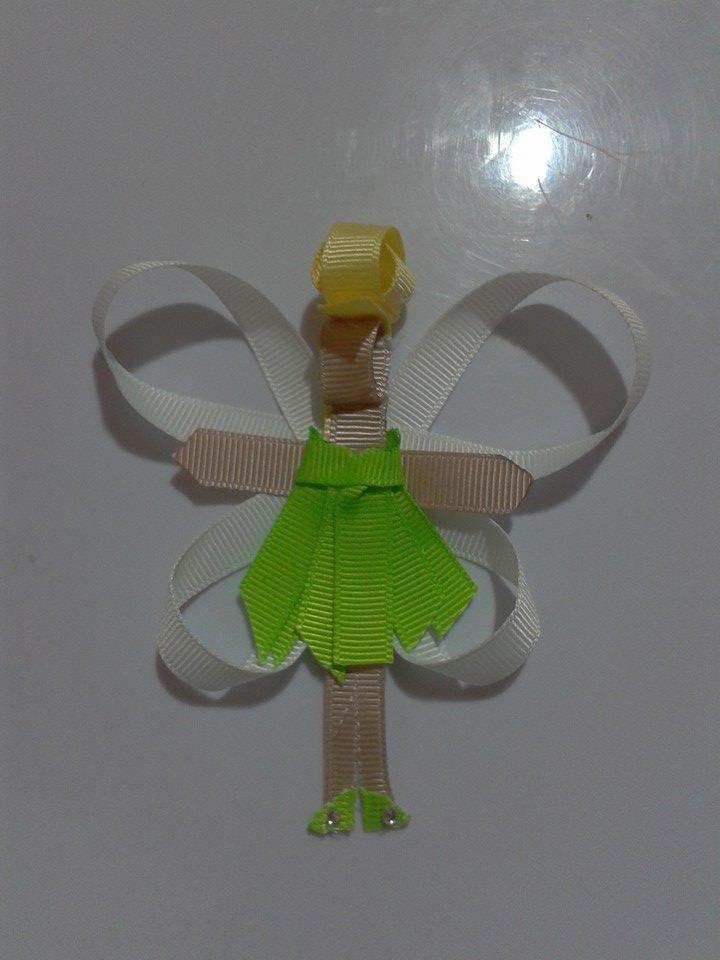 princesa de fita - sininho