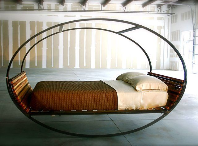 Fancy - Rocking Bed by Shiner