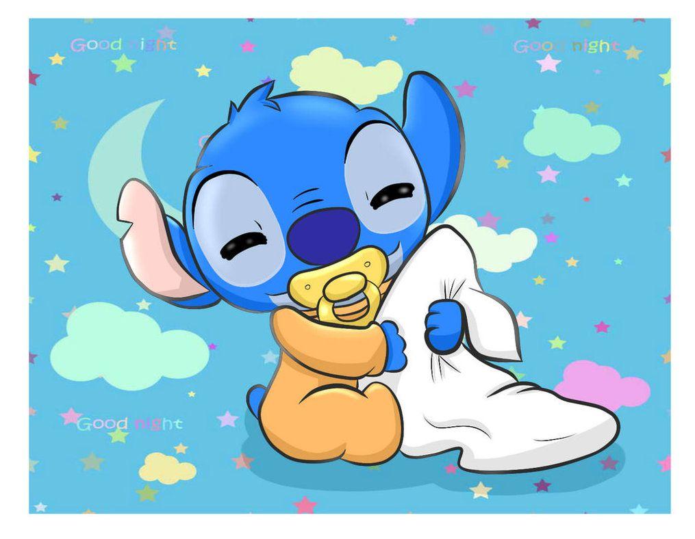 Stitch Baby Kawaii By Kary22 Deviantart Com On Deviantart Lilo And Stitch Drawings Stitch Cartoon Cute Cartoon Wallpapers