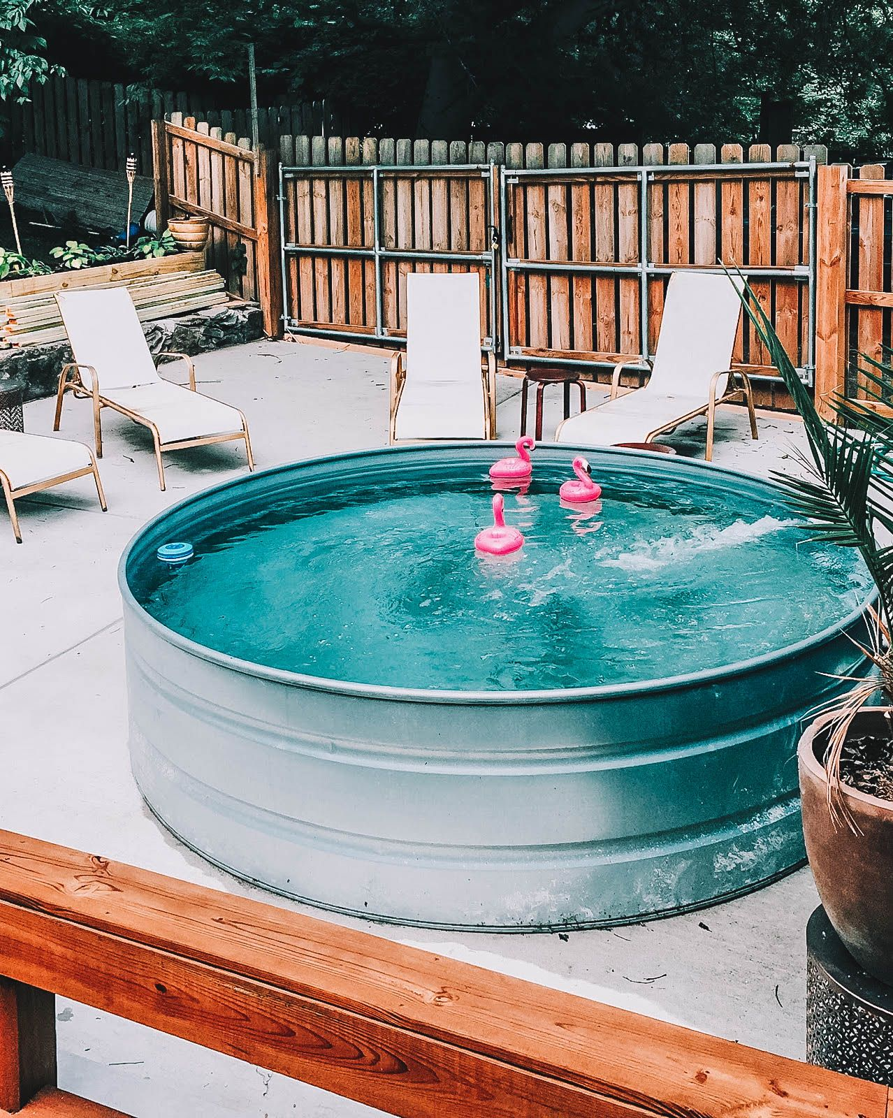 Diy stock tank pool everything you need to know stock