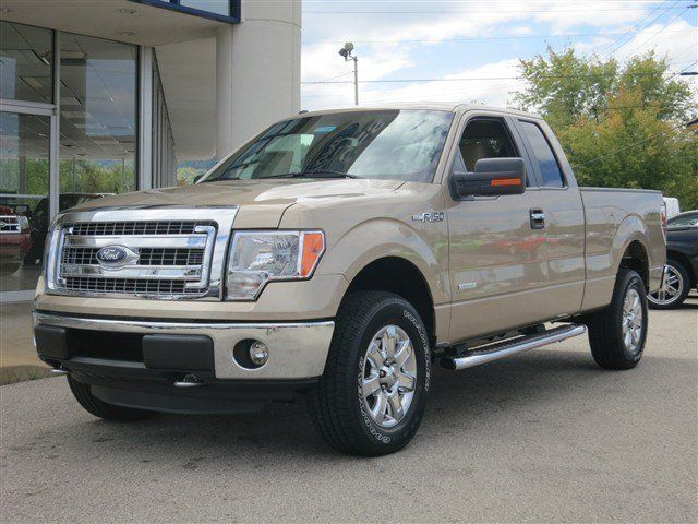 New 2013 Ford F 150 Xlt Gold Truck Charleston Used Ford Ford Car Ford