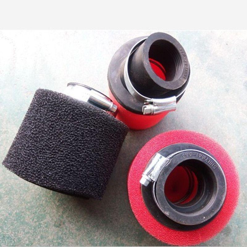 1 PC 38mm-42mm Straight Foam Air Filter Sponge Cleaner 50cc