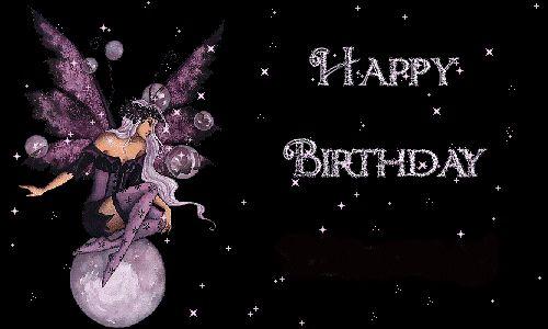 Fairy Wishes Animated Birthday Greetings Happy Birthday Photos