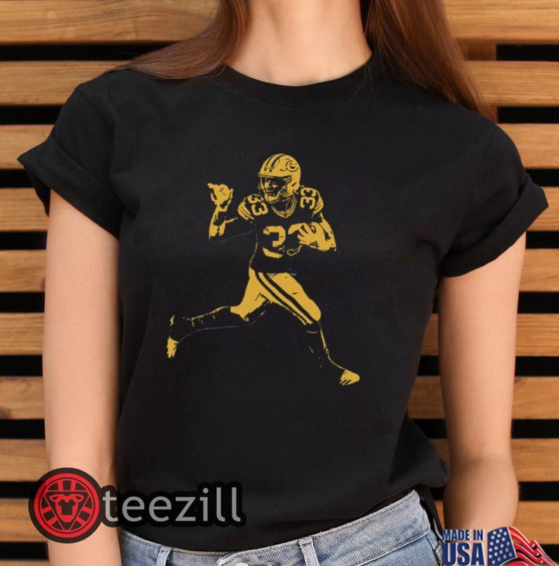 Aaronjones Shirt Aaron Jones Wave To Em T Shirt T Shirts For Women T Shirt Shirts