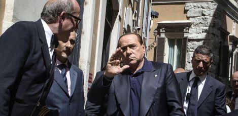 Informazione Contro!: Patto premier-Berlusconi, Fi si ribella (