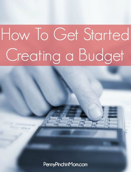 How to create a budget - even if you suck at budgeting Scary