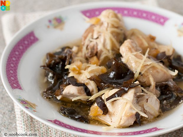 Steamed chicken with salted fish chinese recipes meats easy recipe for steamed chicken with black fungus and salted fish this totally no fuss cooking with minimum ingredients and steps forumfinder Gallery