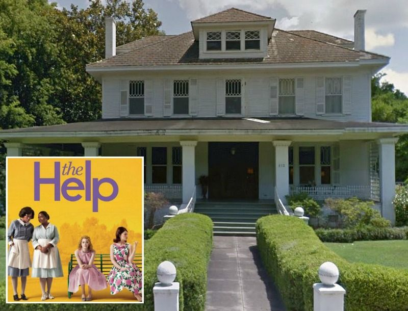 Stupendous You Can Buy Emma Stones House From The Help For 240 000 Interior Design Ideas Philsoteloinfo