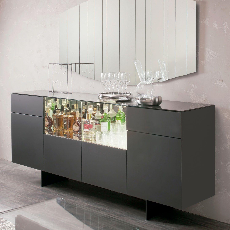 Aparador de diseño Continental | Aparadores, Italia y Cristales