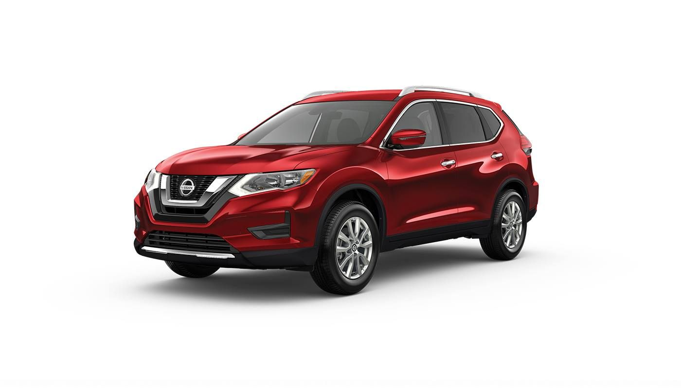 Are you considering the 2019 Nissan Rogue? 🤔 Click to shop