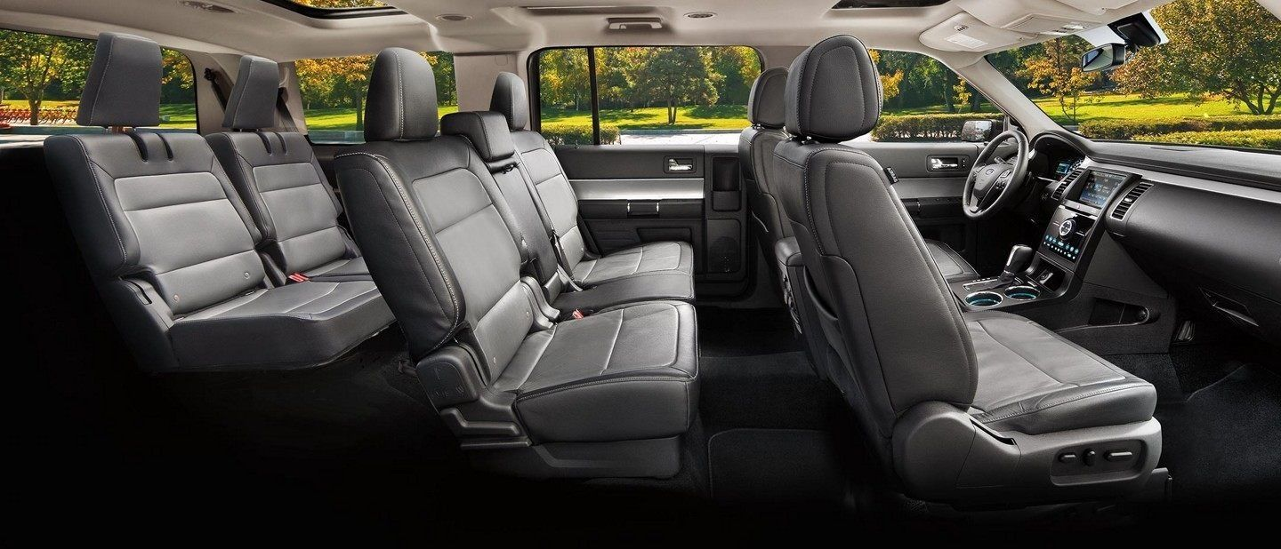 2018 Ford Flex Redesign And Price Ford Flex Interior Ford Flex