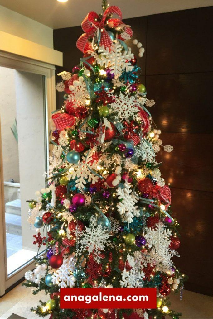 40 Ideas para decorar tu rbol de navidad rbol de navidad