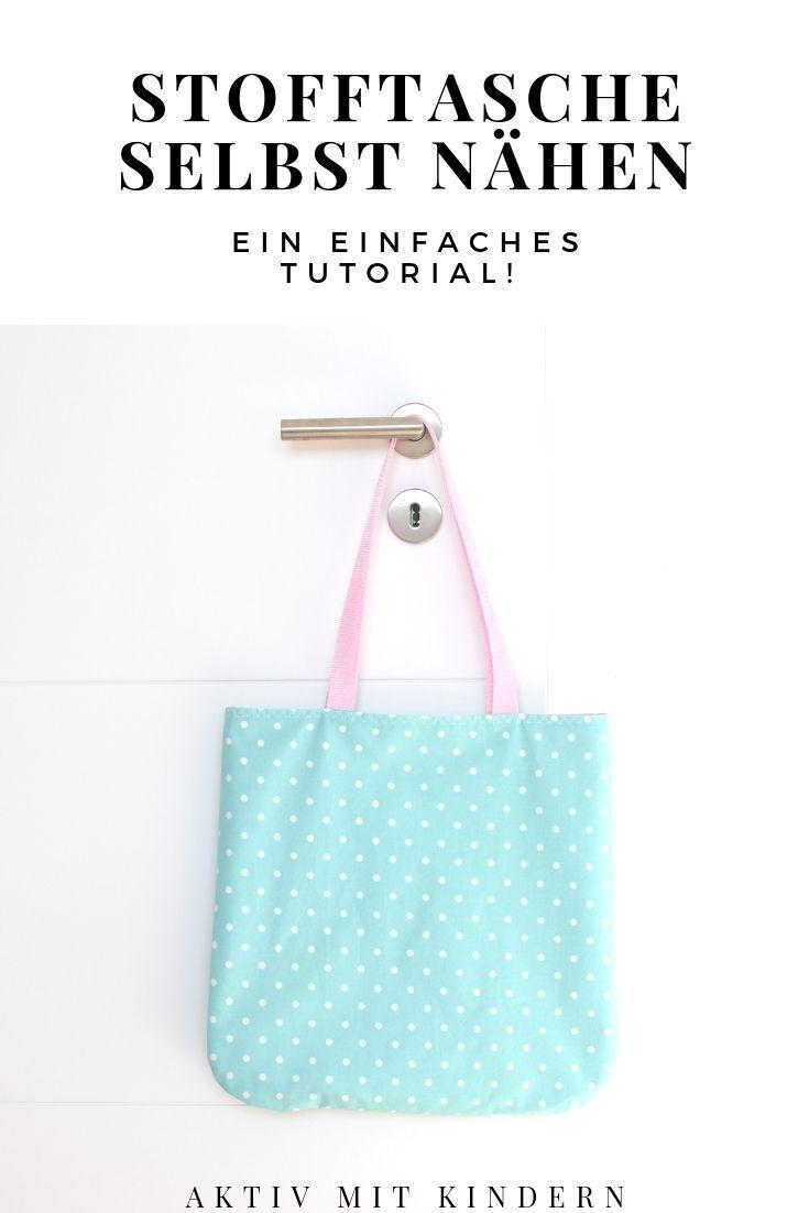 Photo of Einfache Stofftasche selbst nähen: Nachhaltiger Einkaufsbeutel statt Plastiktüte! – Aktiv mit Kindern