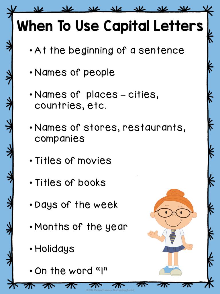 Editing Sentences and Paragraphs – The Teaching Rabbit