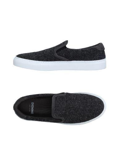 DIEMME Men's Low-tops & sneakers Steel grey 10 US