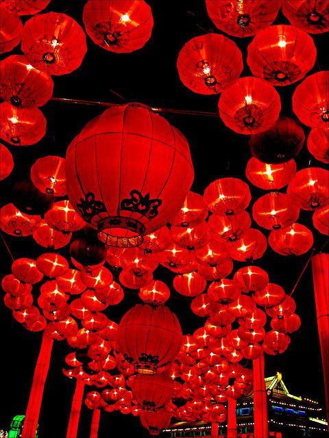 Allasianflavours Red Lanterns By Gem Red Lantern Decor